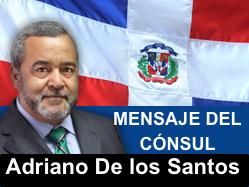 Es para mi un gran honor ser el compromisario de la confianza del Sr.  Presidente Danilo Medina para representar al Gobierno Dominicano en  Cataluña 50b7e4b2eff
